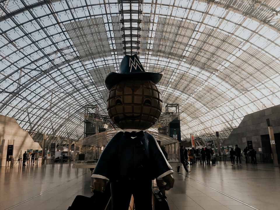 Messe Leipzig reisebloggercamp 2019